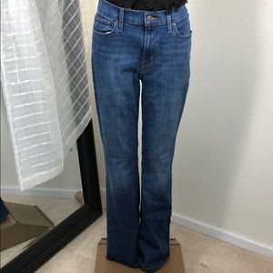 "Levi's Slimming Boot Women's Blue Jeans 31"" x 32"""
